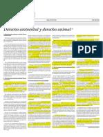 M.elisa Rosa, Derecho Animal y Ambiental CORTADA SOLO ARTICULO