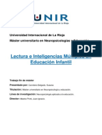 Lectura e Inteligencias Multiples