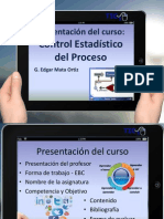 Presentación Del Curso - SPC