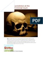Establishing Jurisdiction at the International Criminal Court