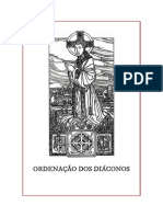 Ordenação Dos Diáconos