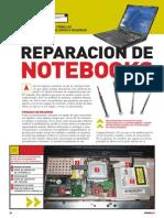 PU011 - Reparación - Reparación de Notebooks