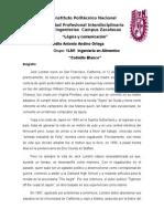 Colmillo Blanco (resumen)