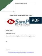 Latest-Cisco-exam-CCNA-640-554-Dumps-PDF.pdf