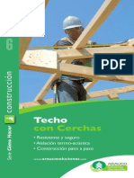 SCH Techo Con Cerchas