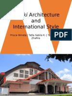 Jenki Dan International Style