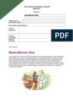 Lesson 4-Rama Marries Sita