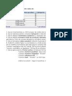 Aplicatia 2 Excel