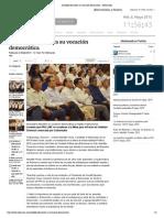 28-04-15 Astudillo demuestra su vocación democrática