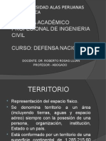 Defensa Nacional-PERU