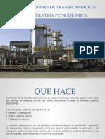 Pples Racciones de Transformacion de Le Industria Petroquimica (1)