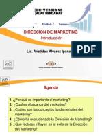 1. Ayuda 1 La Direccion de Marketing