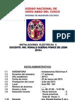 Primera Unidad INSTA II-2015