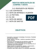 DOCUMENTOS MERCANTILES DE COMPRA Y VENTA.ppt