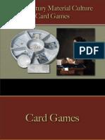 Games & Gambling - Card Games