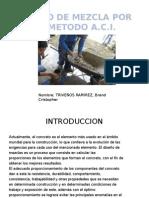 Diapositivas Diseño de Mezcla