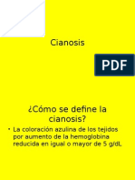 4 Cianosis
