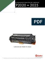 HP-CP2020-2025-CC530A