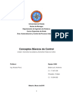 CAM - Unidad 1 - Tema 6 - Conceptos Básicos de Control