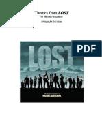 Michael Giacchino - Lost