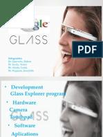 Google Glass Presentacion
