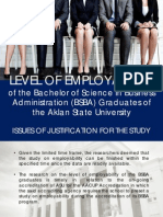 Edited_level of Employability Presentation