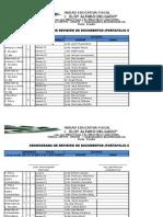 CRONOGRAMA GENERAL DE REVISION DE PORTAFOLIO DOCENTE 2.xlsx
