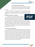 Breve Historia Del Derecho Procesal Civil