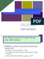 Haydn ConcertLife&Symphony