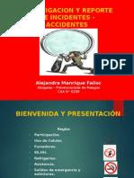 Investigacion y Reporte de Incidentes