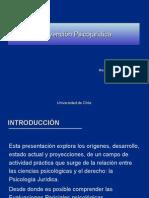 Intervención psicojurídica Electivo