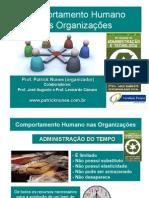 Palestra Comport Humano Fap 1sem2012 Semana Administracao