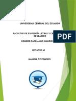 Manual Edmodo 2015