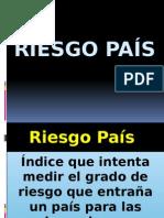 Riesgo País
