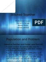 stitched together presentation