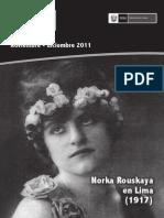 Boletin - Norka Rouskaya