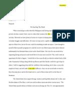 proposal final revision