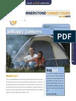 2nd Quarter 2015 Lesson 6 CornerstoneConnections