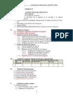 ESTRUCTURA DEL PROYECTO_DESARROLLO DE APLICACIONES CON RUP Y UML.doc
