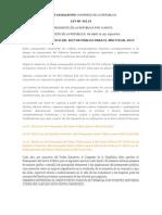 Poder Legislativo Congreso de La Republica