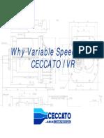 Variable Speed Ceccato Compressor