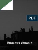 Hideous Gnosis [Black Metal Theory Symposium 1]