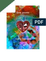 Love Poems ~ Romy Durrant
