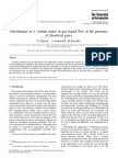 24 Performance of Venturi Meter in Gas-liquid Flow in the Presence of Dissolved Gases