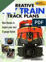 Train track plans