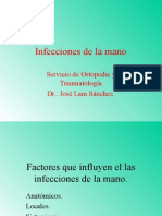 Infecciones en La Mano