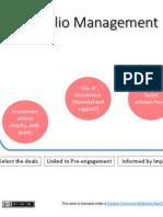AVPN Capability Development Model - Portfolio Management