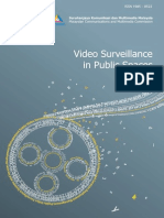 Video Surveillance Public Spaces