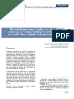 65042010 Metodologia Implem Sist Manufac Esbelta Pymes
