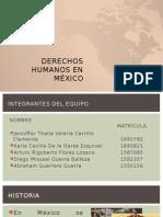 Ddhh Mexico